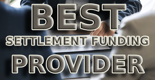 BEST SETTLEMENT FUNDING PROVIDER